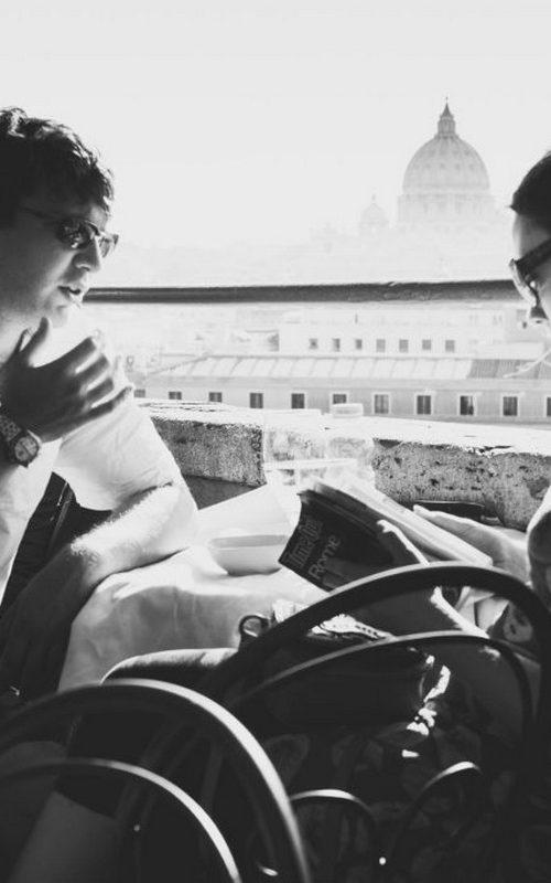 Impresiones de un viaje a Roma - Roberto Rey Fotografía