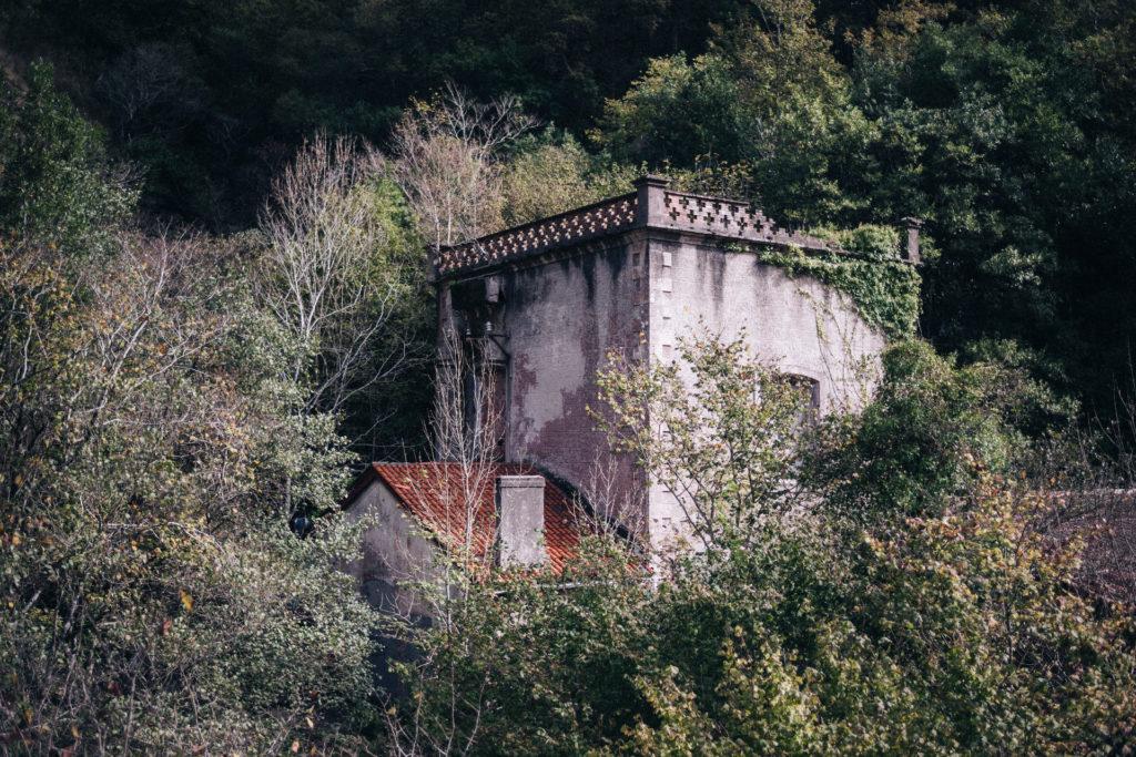 Central Hidroeléctrica de Ventureira, Fragas do Eume, Roberto Rey Fotografía
