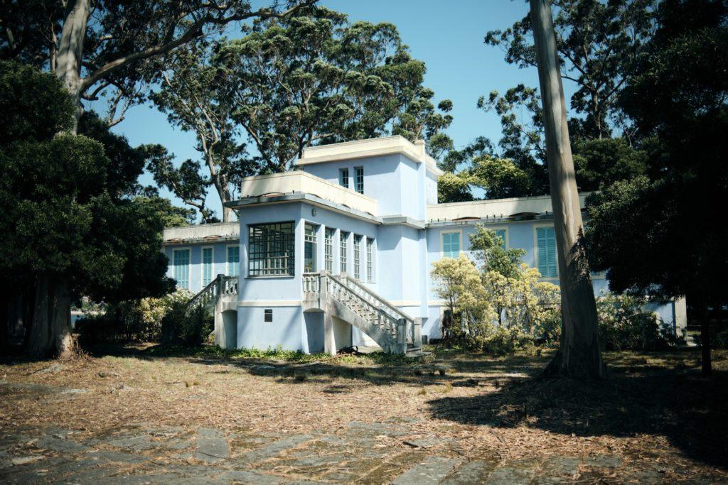 Illa de San Simón, Guerra Civil. Fuji X100V