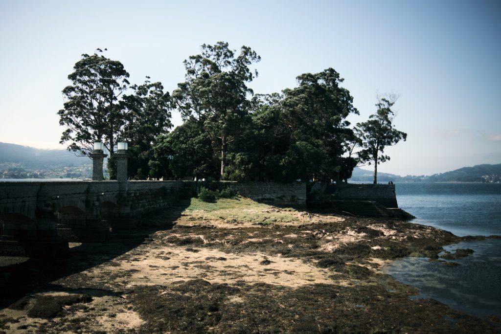 Illa de San Simón. Roberto Rey Fotografía. Fuji X100V